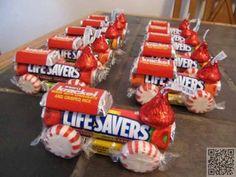 17. #vintage Trains de #Candy - 23 totalement #génial faveurs en fête pour l'anniversaire d'un #garçon... → #Parenting