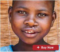 Buy a life-changing gift and make a difference with Operation Smile!