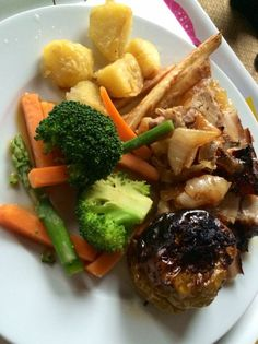 Pork Sunday Roast
