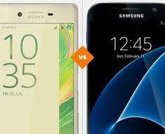 Confira quem se sai melhor entre o top da Samsung vs o da Sony.