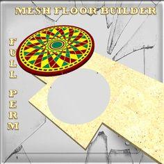 Mesh floor builder 10  impact full perm