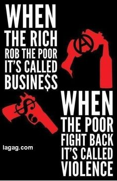 truth about the rich and poor