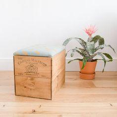 15 nouvelles idées DIY pour recycler des caisses en bois - Page 2 sur 2 - Des idées