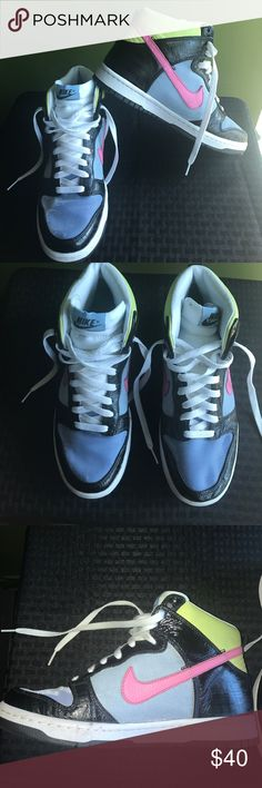 NIKE Premium Dunk High Sneakers Size 8.5 NIKE Premium Dunk High Sneakers Size 8.5 Nike Shoes Sneakers
