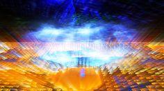 Futuristic Digital Light Technology Stock Photo 10931