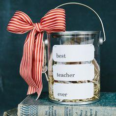 Teacher Gift Basket with Printable