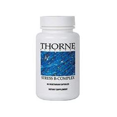 Thorne Research Stress B-Complex 60 vcaps