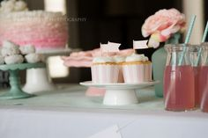 Blog - Modern Pink and Mint Party Party Supplies and Decorations at Discount Prices. PartyStock is your Canadian source for party ideas, party supplies, and decorations! Mint Party, Party Party, Ideas Party, Vintage Shabby Chic, Shabby Chic Style, Vanilla Cake, Party Supplies, Shower Ideas, Decorations
