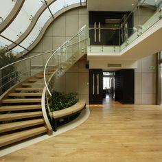 Step into the luxury! Resort Villa, Thessaloniki, Reception, Hotels, Stairs, Luxury, Design, Home Decor, Stairway