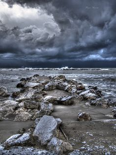 winter storm (Grottammare) | Flickr - Photo Sharing!