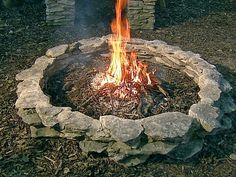 Outdoor Fire Pits and Fire Pit Safety : Outdoors : Home & Garden Television