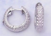 Diamond Earrings check out 3HeartsBoutique on Facebook Twitter Instagram & website