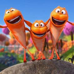 Lorax these three are my favorite. :)