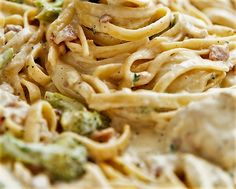 Pasta Noodles, Ravioli, Bacon, Spaghetti, Food Porn, Food And Drink, Ethnic Recipes, Chef Recipes, Kochen