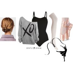 """Ballet Clothes"" by emilyj-eggenberger on Polyvore"