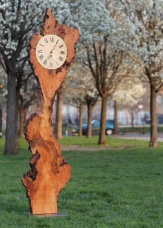 """Grandfather"" Clock"