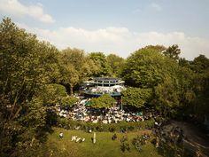 Amsterdamse parken in fototentoonstelling t/m 27 april 2016.