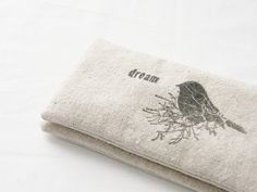 Lavender Sachets Bird on Branch Dream Happiness by Gardenmis, $24.00