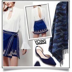 Yoins XV/8 by ewa-naukowicz-wojcik on Polyvore featuring moda, yoins…