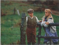 Road to Avonlea - Felix & Sara, probably getting into trouble again.