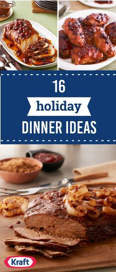 16 holiday dinner ideas we look forward to seeing holiday appetizers and our favorite christmas