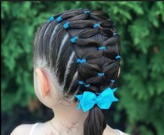 Hairstyles For Children With Elastic Bands of Different Color Trends of 2018 Hairstyles For Children Hair Upstyles, Toddler Hair, Little People, Color Trends, Girl Hairstyles, Different Colors, Natural Hair Styles, Lily, Aaliyah