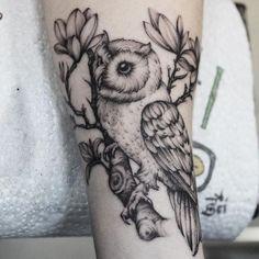Resultado de imagen de OWL TATTOO