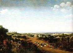 Frans Post - Vista de Olinda