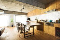 奥沢の部屋 Room Renovation in Okusawa - Kitchen Idea