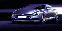 New 2018 VW Arteon Four-Door Coupe Is The CC's More Upscale Replacement