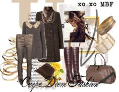 """""""Autumn in the city"""" by martinambf on Polyvore"""