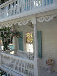 Casas de muñecas de Robin Carey
