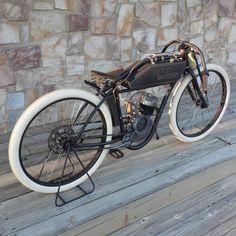 Harley Davidson Boardtrack Racer Replica
