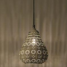 Lámpara colgante BILLA gris #iluminacion #decoracion #interiorismo