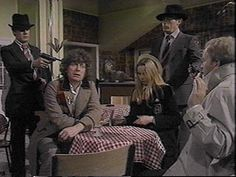From the archives of the Time Lords Tom Baker