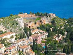"After savoring ""the best pizza in Italy"" at Pizzeria Da Michele in Naples, (Via Cesare Sersale 3, Napoli) then crashing in my bed at the friendly Hostel of the Sun, I awoke with an intense desire to visit Taormina, Sicily again."