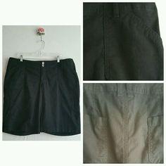 LANE BRYANT Fabulous Women Black Bermuda long Shorts Plus Size 16 cotton Casual in Clothing, Shoes & Accessories, Women's Clothing, Shorts | eBay