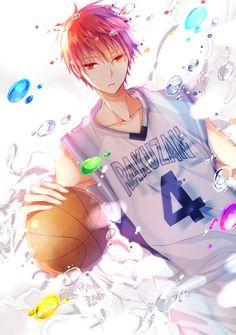 Akashi Seijūrō 赤司 征十郎 | Rakuzan Kōkō | Kuroko no Basket | おめでとうございます…