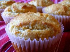 Cream of Wheat Muffins: just like the author wrote, I thought that since my kids love oatmeal, I would try Cream of Wheat. They pushed it away, so I had to come up with a use for the remainder of the box. These look good-I will add raisins and protein powder.
