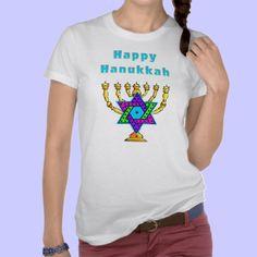 A Happy Hanukkah T-shirt