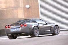 Corvette...you are one hot car!!