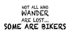 Bikers..