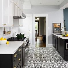 Kitchen Trends 2017 Great Ideas About Black White Kitchens