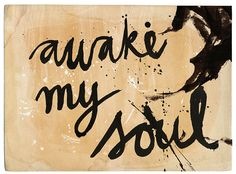 Awake My Soul archival quality art print by by lovelysweetwilliam, $25.00