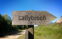 How to get to Lallybroch