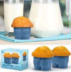 muffin top cupcake mold