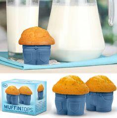muffin top cupcake mold - genius hahaha