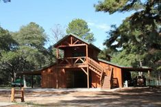 Custom Barns with Living Quarters | Barn with living quarters. Perfect.Barns and Buildings - quality barns ...