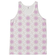 Morning Star All Over Print Tank Top