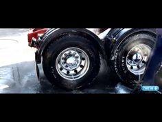 Nerta - Truck washing - 200 ml soap, one man, less than 15 minutes. Washing Soap, Aluminum Rims, Trucks, Polish, Business, Youtube, Products, Vitreous Enamel, Truck